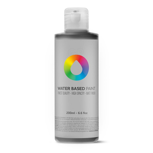 Заправка MTN Water Based Paint 200 мл RV-9011 черный