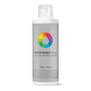 Заправка MTN Water Based Paint 200 мл RV-9010 белый